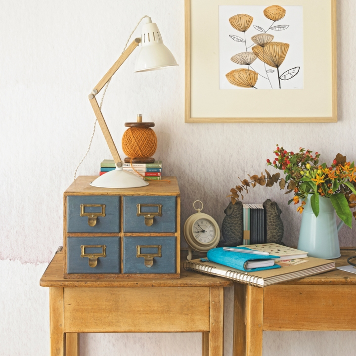 My Six-step Guide To Create Stylish and Practical Home Working Stations