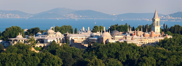 Topkapi Palace: Where Women Exercised Power In An Age Of Absolute MaleDominance